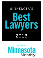 Best Lawyers 2013 logo